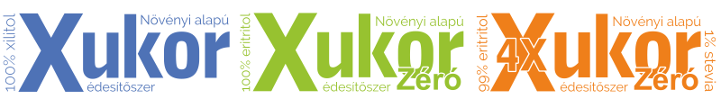 Xukor - xilit - xylitol - nyírfacukor